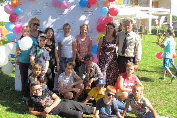 VDC vaikai palydėjo vasarą